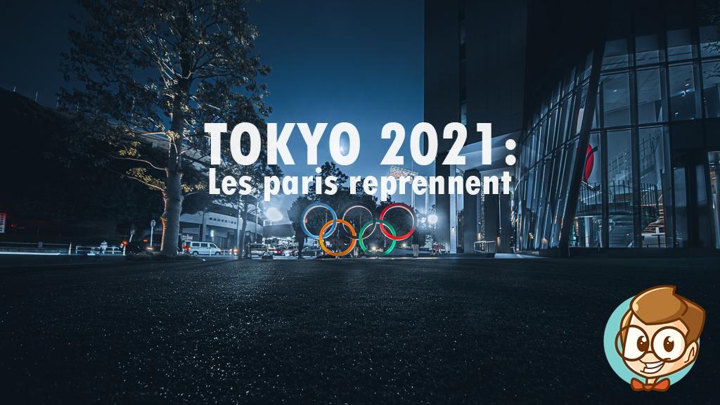 Parier sur les Jeux-Olympiques 2020/2021
